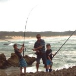 Gerekes Point fishing