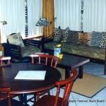 Dining Room Myoli Beach Lodge
