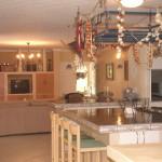 Phantom kitchen & lounge